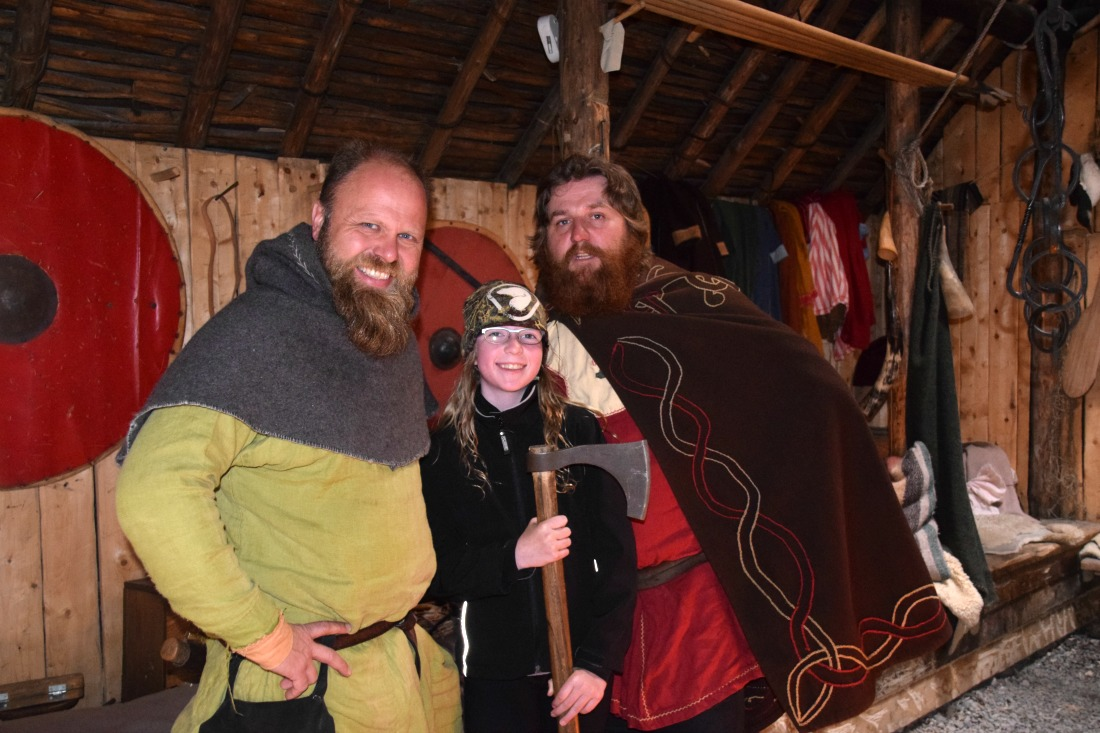 Viking settlement Newfoundland
