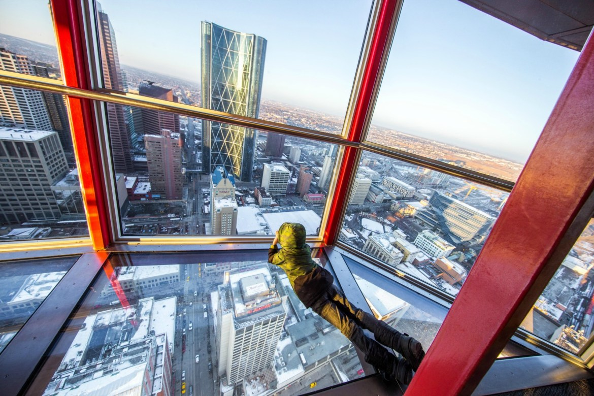 7 Unique and very different things to do in Calgary!
