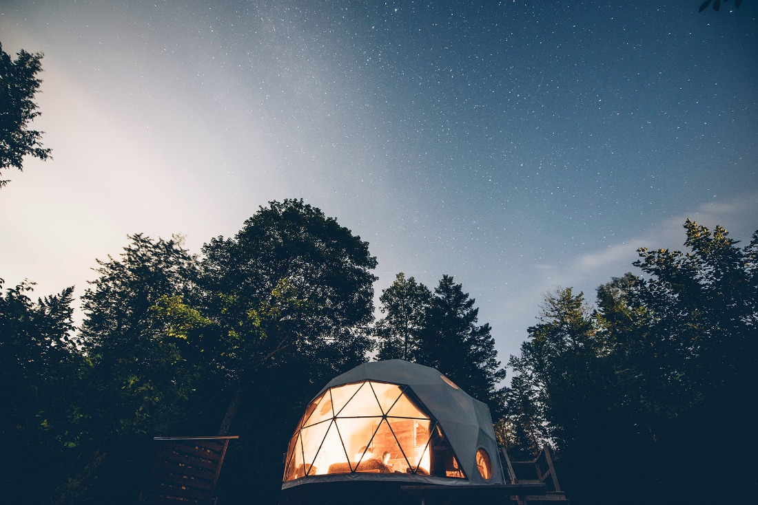 Ridgeback Lodge: The best glamping experience you'll ever have