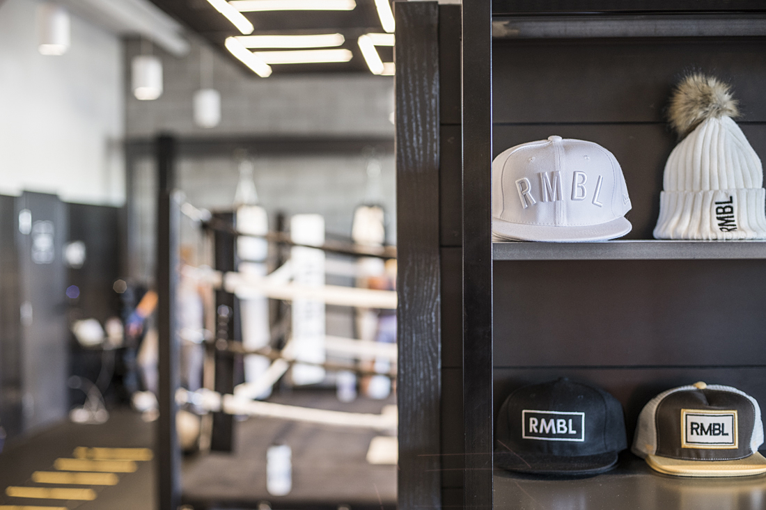 boxing studio country hills calgary