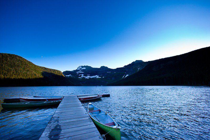 Kayak waterton lakes