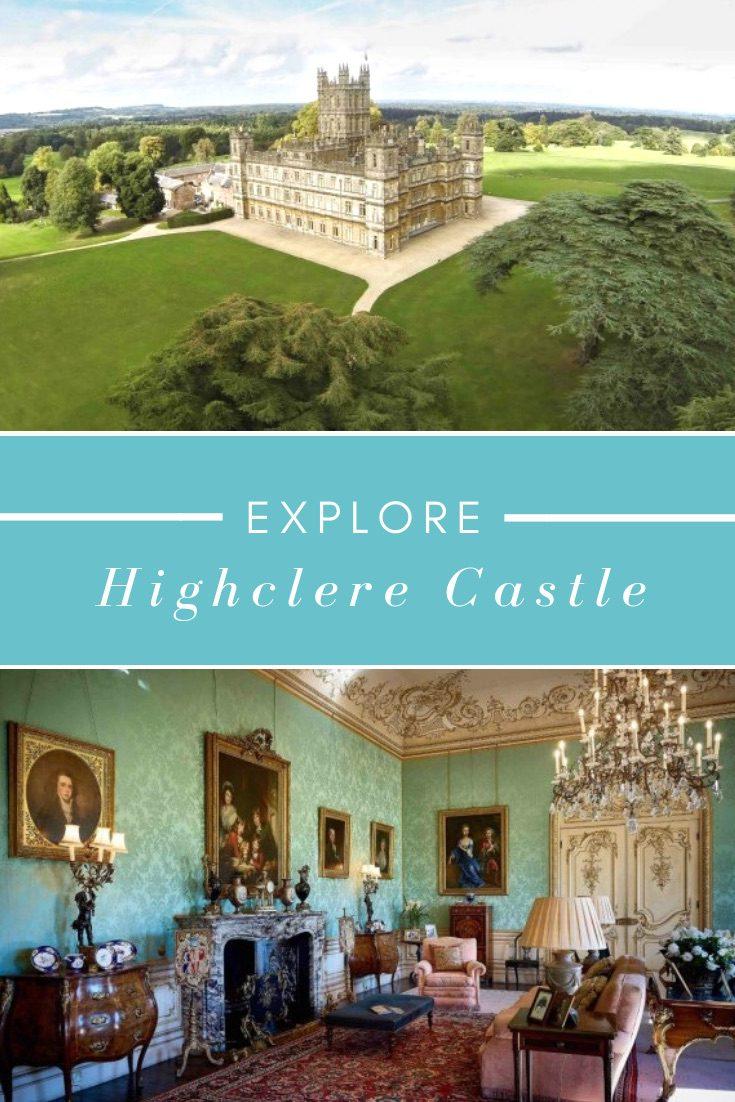Highclere Castle Tour