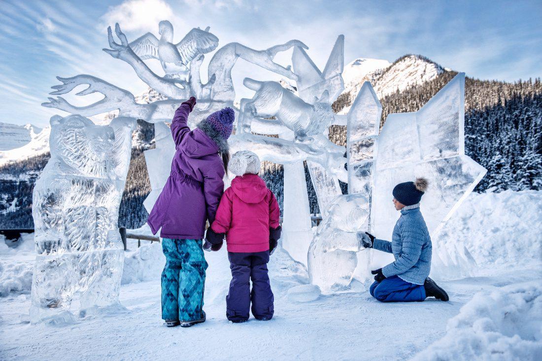 Banff winter events