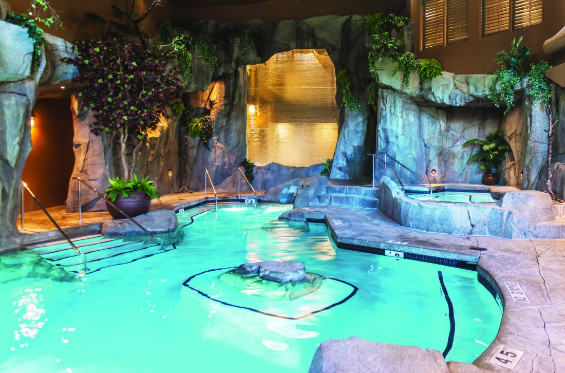 grotto spa parksville