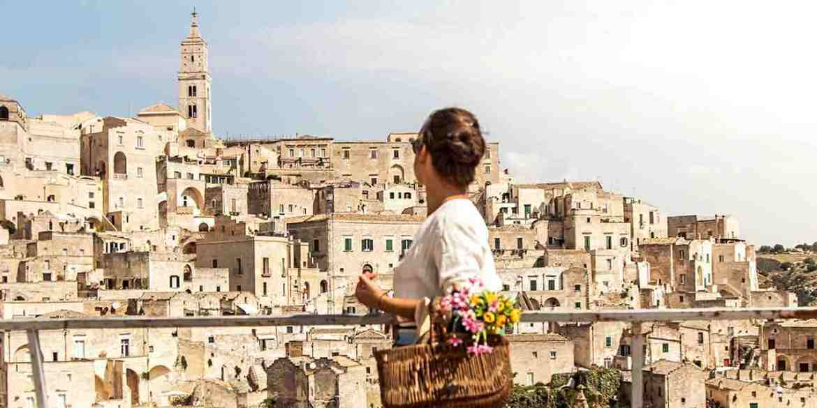 touring southern italy