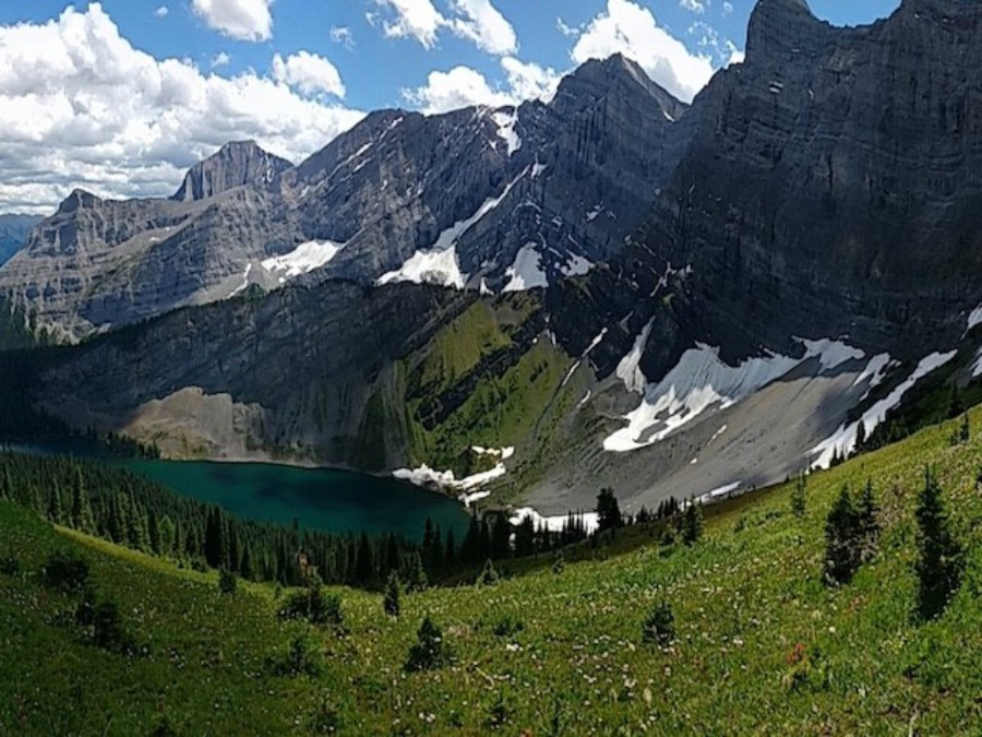 rawson lake hike