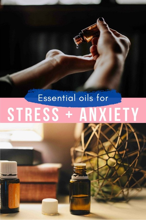 essential oils to help anxiety