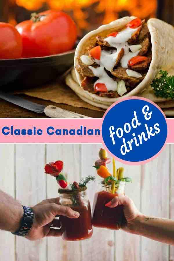 classic canadian cuisine