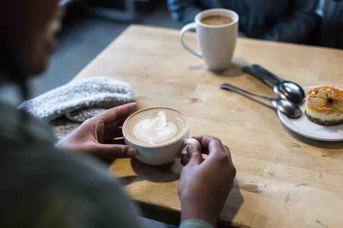 Banff coffee shop