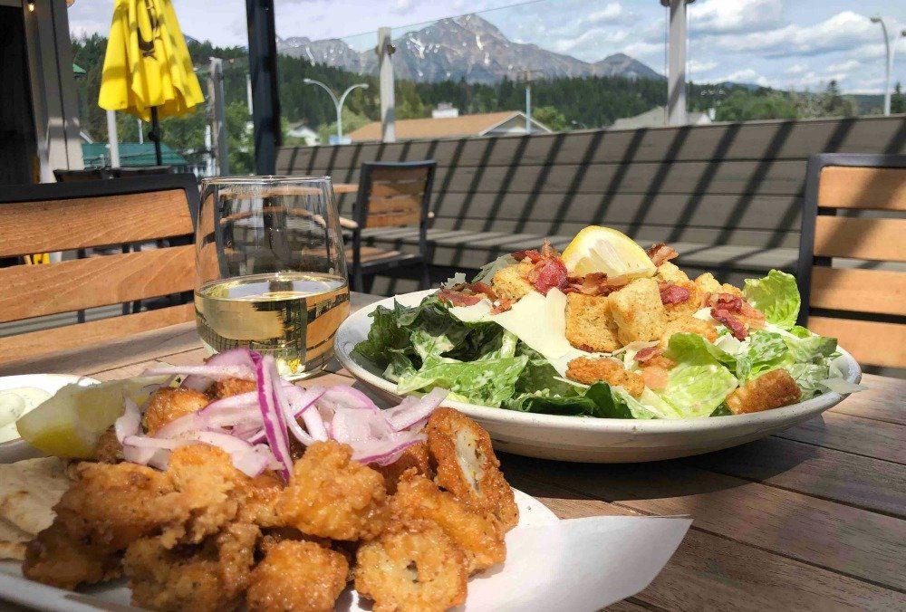 Where to eat in Jasper