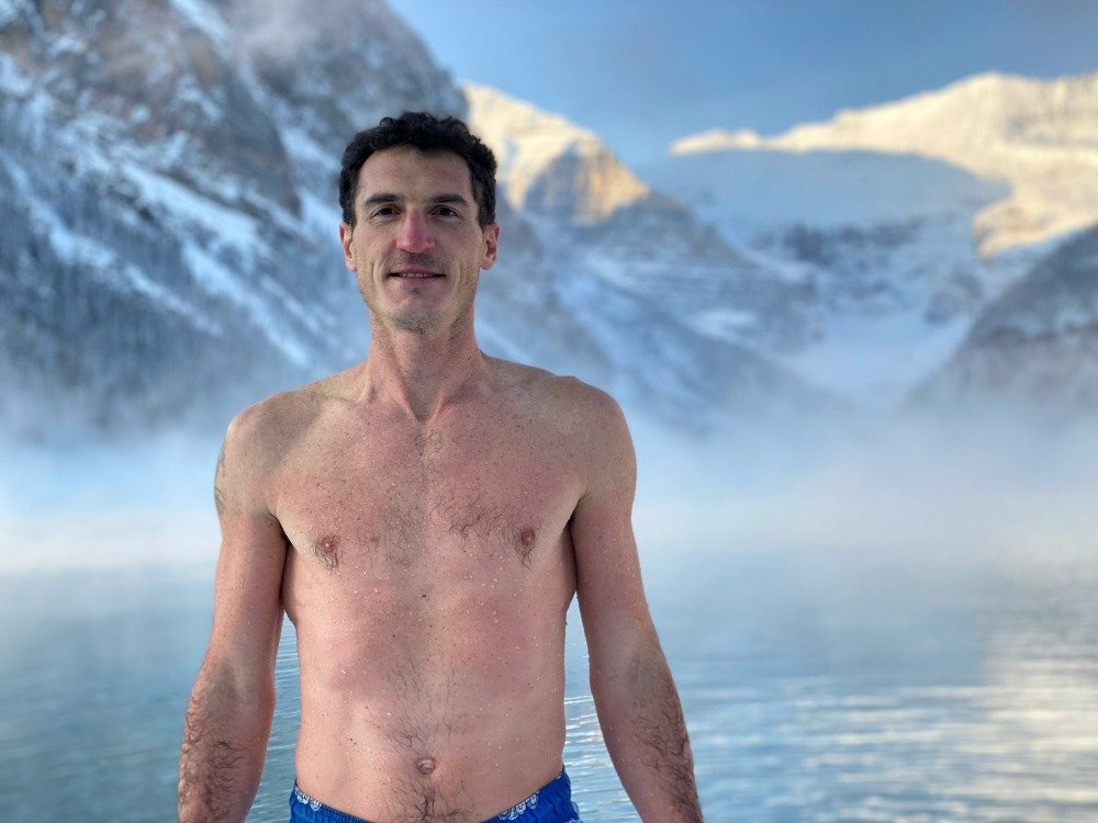 Wim Hof Method instructor