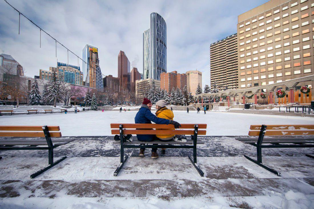 Calgary Public Skating