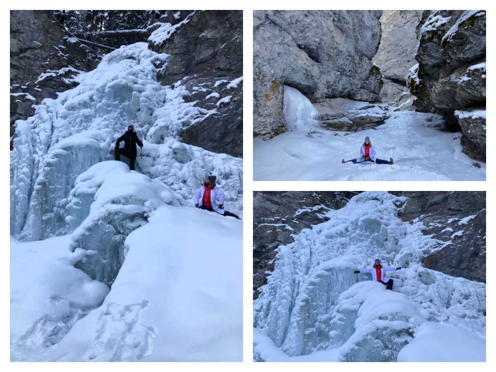 Star Creek Falls Crowsnest Pass