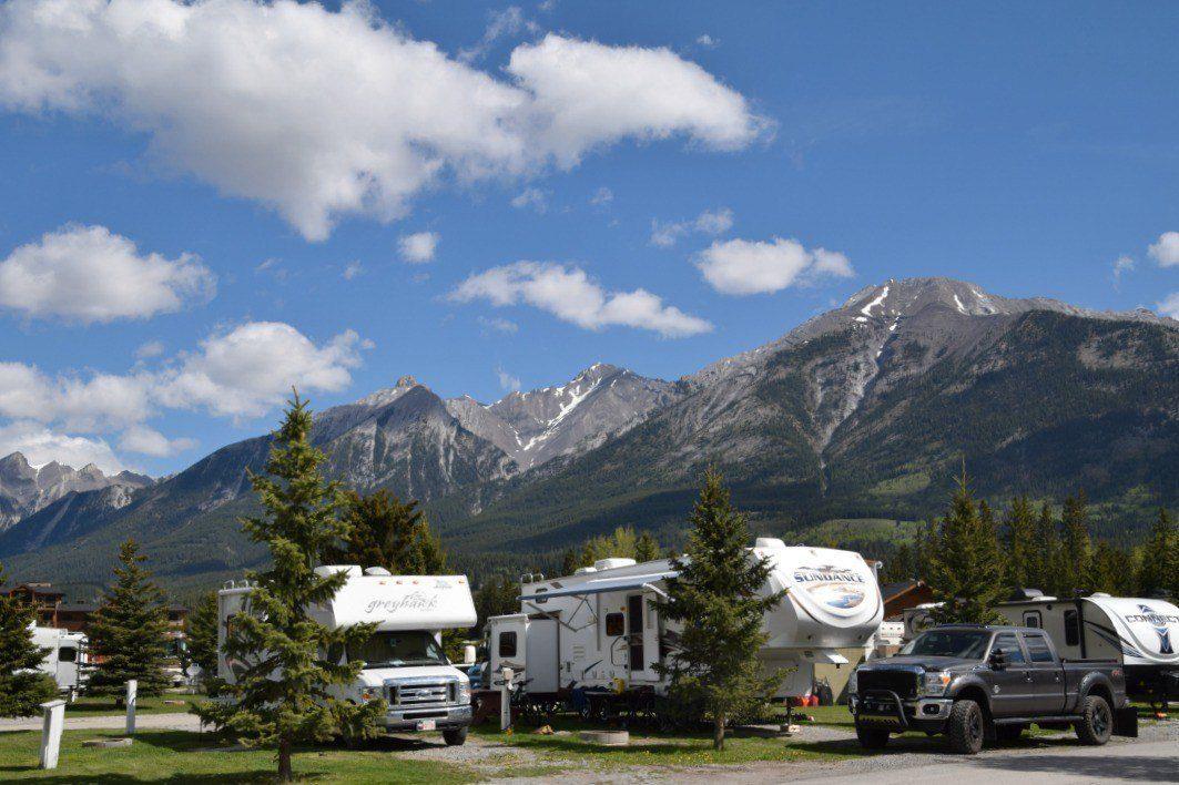 Private Campgrounds Alberta