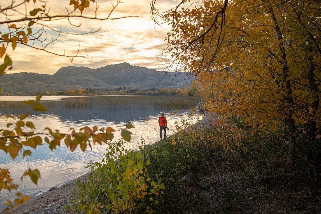 sẁiẁs Provincial Park autumn