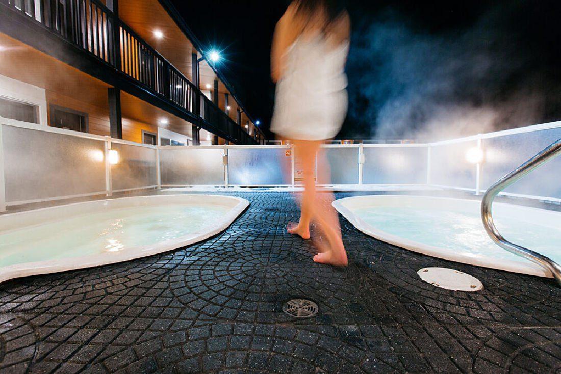 jasper hot tub hotel