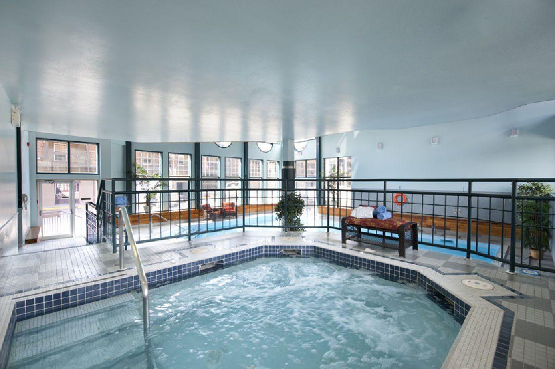 jasper hotel with pool