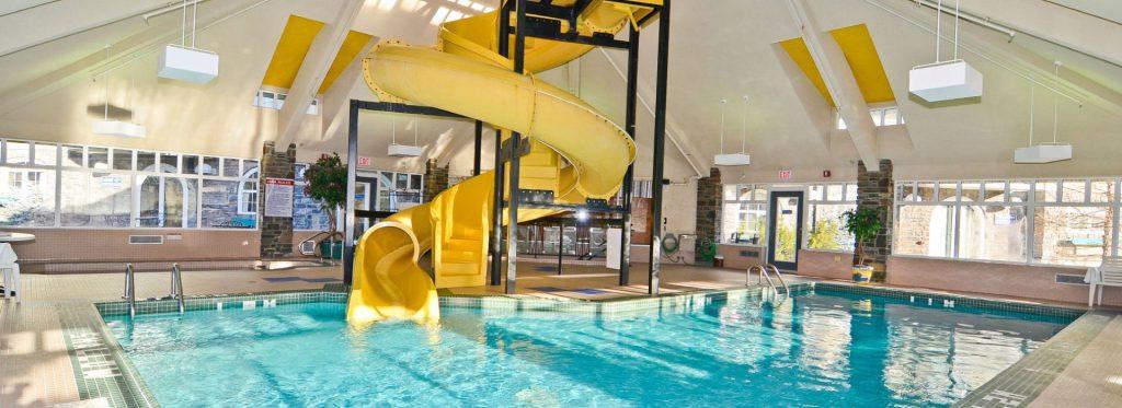 Pocaterra Inn pool