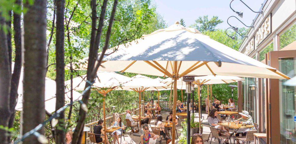 River Cafe patio