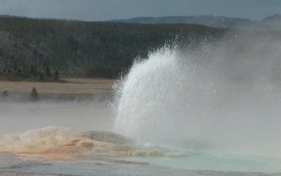 Yellowstone, Lower Geyser Basin