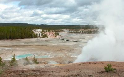 Yellowstone Norris Geyser