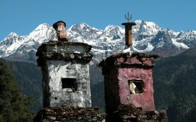 Stoepa's, Tsokha, Dzongri Trek, Sikkim, India, 2009