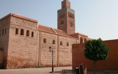 Koutoubia-Moskee, Marrakech, Marokko, 2006