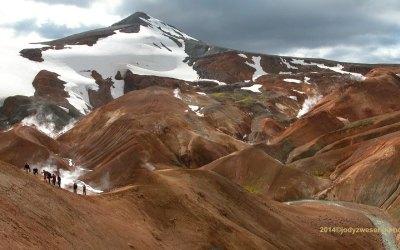 IJsland, Kerlingarfjöll
