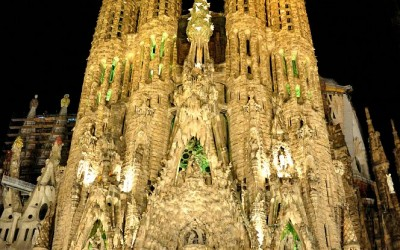 Barcelona, Sacrada Familia