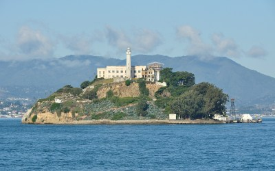 Alcatraz, San Francisco, USA, 2011