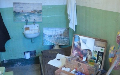 Zo is het misschien geweest, Alcatraz, San Francisco, USA, 2011