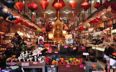 Chinatown, San Francisco, USA, 2011