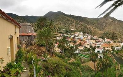 La Gomera, Vallehermoso