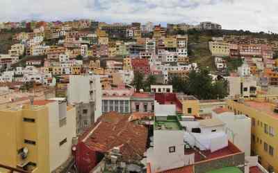 La Gomera, San Sebastian