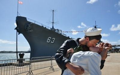 USS Missouri, Pearl Harbor, Hawaii, 2011