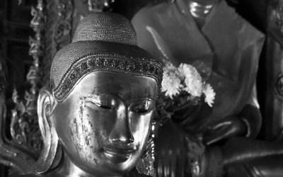 Myanmar, Shwenandaw klooster