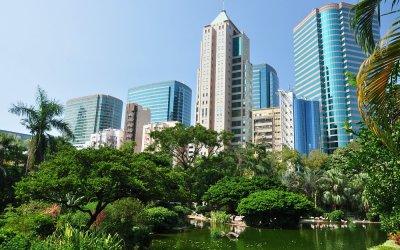 Hong Kong, Kowloon Park