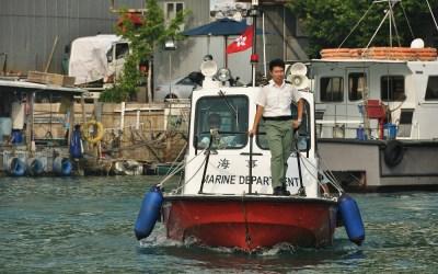Hong Kong, HK Island, Aberdeen Harbour