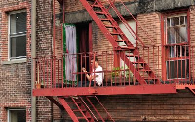 Firestairs NYC, 24-9-2014