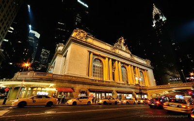 Night at New York City, Central Station, 22-9-2014