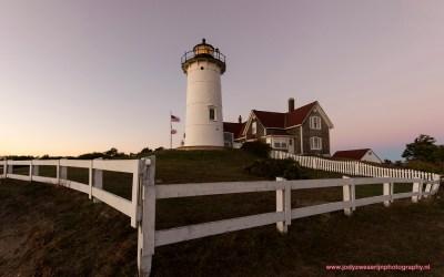 Nobska Point Lighthouse, Cape Cod MA, 11-10-2015