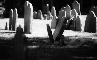 Copp's Hill Burying Ground, Boston MA, 27-9-2015