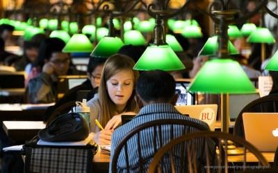 Public Library, Boston MA, USA, 27-9-2015