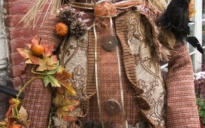 Inluiden van de herfst, Woodstock VT, USA, 7-10-2015
