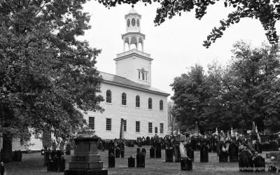 First Church, Old Bennington VT, USA, 9-10-2015