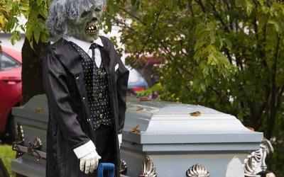 Uitspatting van Halloween, Adams VT, USA, 9-10-2015