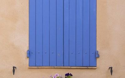 Roussillon, Provence, Frankrijk, 5-7-2016