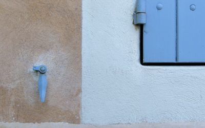 Menerbes, Provence, Frankrijk, 6-7-2016