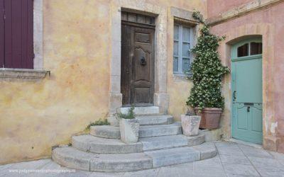 Roussillon, Provence, Frankrijk, 10-7-2016
