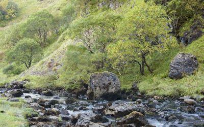 Lealt Falls, Isle of Skye, Schotland, 13-10-2016